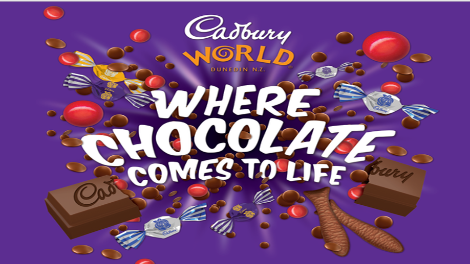 Cadbury World Trip